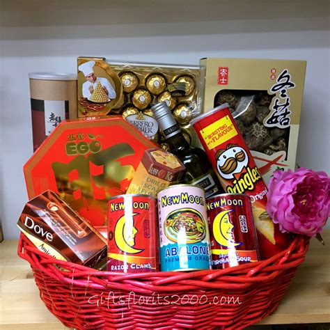 new year gift ideas singapore new year gift basket lunar new year gift basket