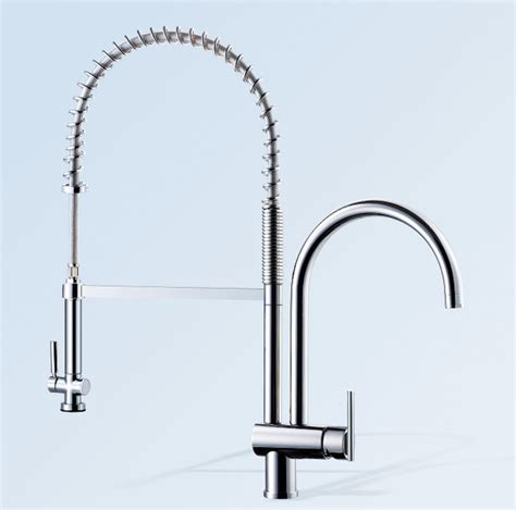 Dornbracht Kitchen Faucet Dornbracht Tara Kitchen Mixer Kitchen Faucets Other Metro By Bavoi Hardware Mfg Co Ltd