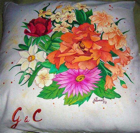 fiori da dipingere corso pittura su stoffa a roma dipingere e decorare