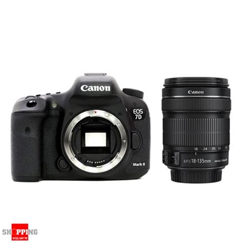 Canon 7d Lens 15 85mm Stm 3 canon eos 7d ii with ef s 15 85mm f 3 5 5 6 is usm