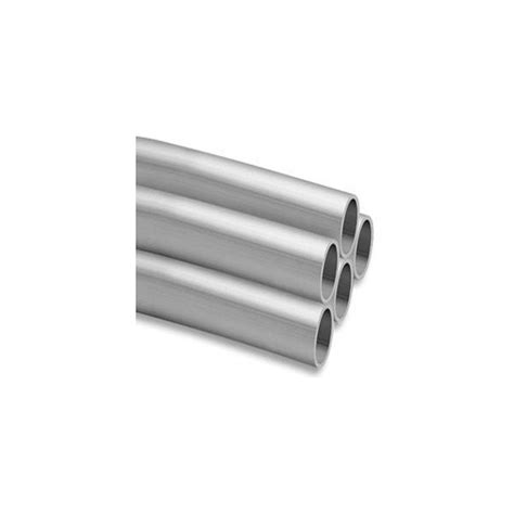 home pipe l 8 ft 1 in l ips sch 40 aluminum pipe 50 a100id 8 the