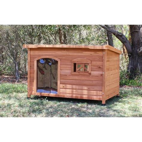 temperature controlled dog house aspen insulated wooden kennel extra large dog house buy wood dog houses