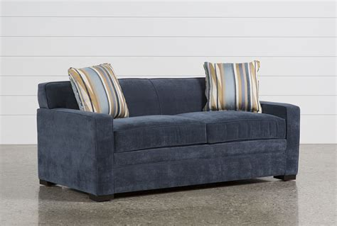 living spaces sofa sleeper ethan pillow top full sleeper living spaces