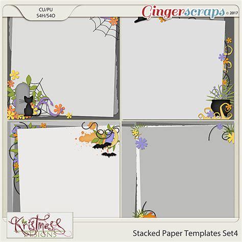 gingerscraps cu designer resources stacked paper