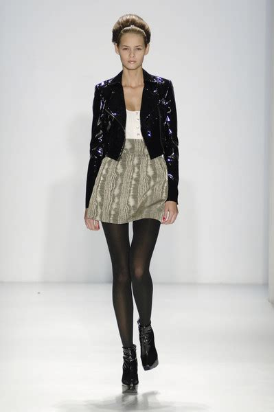 New York Fashion Week Fall 2007 Splendid And Team Up With Six Designers For Charity by Kayne At New York Fashion Week Fall 2007 Livingly