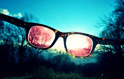 colored glasses meaning self deception our media and the quot emperor s new clothes