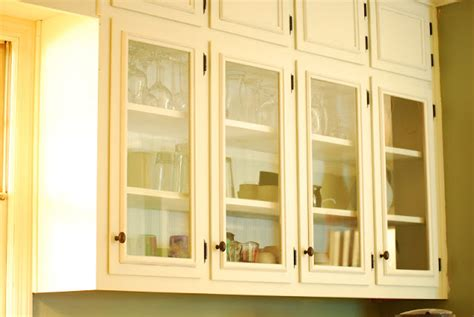 kitchen cabinet doors with glass inserts home sweet home on a budget features and mudrooms