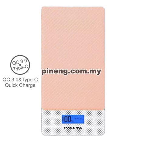 Power Bank Powerbank Pineng Qc 3 0 Qi Wireless 10000 Mah Ori Terbaik pineng pn 888 10000mah charge 3 0 qi wireless polymer power bank