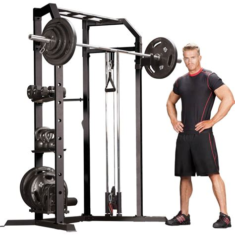 marcy olympic strength cage system strength
