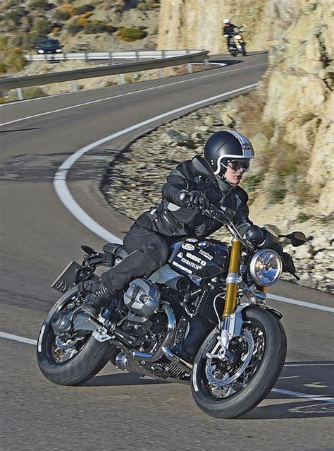 Motorrad Runterschalten by Bmw Motorrad Test C In Almeria Kradblatt