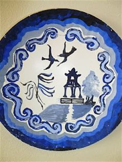 willow pattern lesson ideas blue willow patterns for kids google search 5th grade
