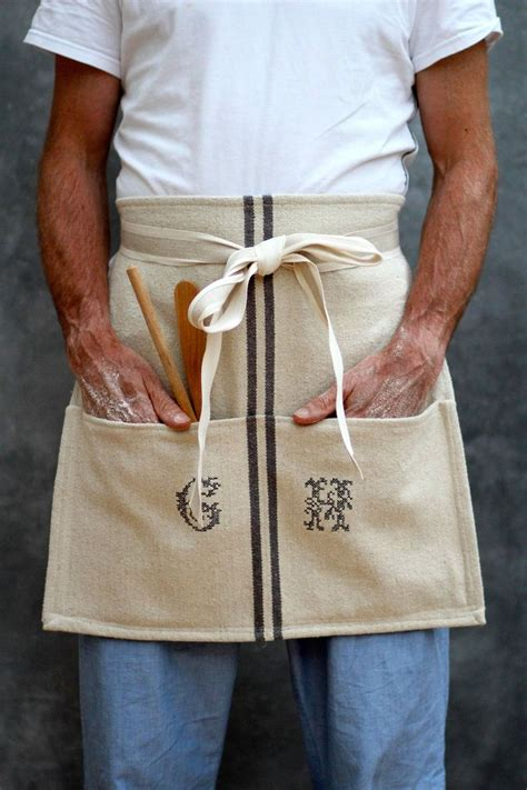 sewing craft apron diy cafe apron from a tea towel by katescreativespace