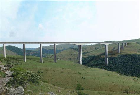 How High Is 150 Meters mtentu bridge highestbridges com