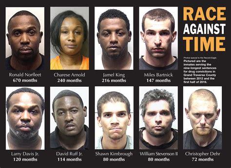 Grand Travers County Detox by Longer Sentences Given To Black Defendants Says