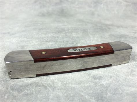 buck knife 703 value of buck 703 black wood stockman pocket knife