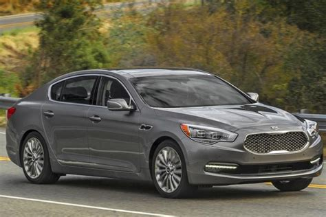 Kia K900 Awd 2015 Kia K900 New Car Review Autotrader