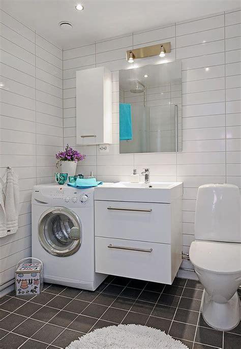 Apartment North Home Street Bathroom Swedish Flat Swedish Bathroom Design