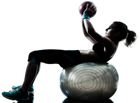fitball come sedia totalbody fitness