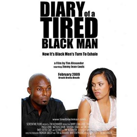 The diary of a tired black man watch online