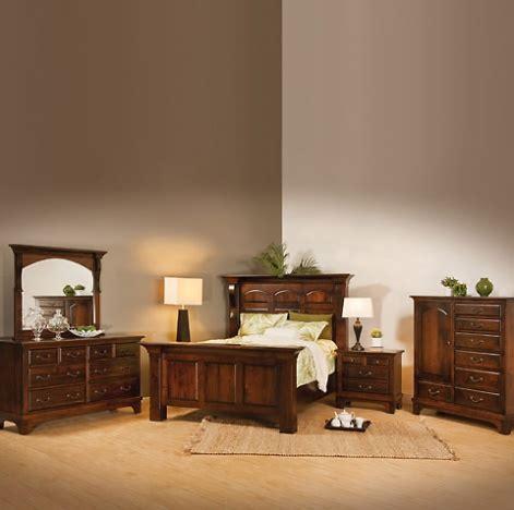 Bedroom Furniture Hamilton Traditional Bedroom Set Amish Solid Wood Handmade Hamilton Court