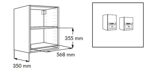 mikrowelle schrank einbau mikrowelle ikea schrank hausidee