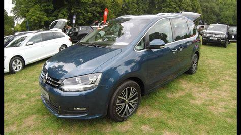 Volkswagen Hudson by Volkswagen Vw Sharan Allstar Hudson Bay Blue