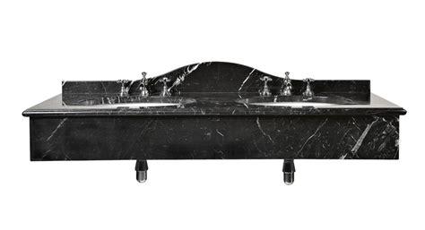 mobili console consolle con due lavabi stile classico idfdesign