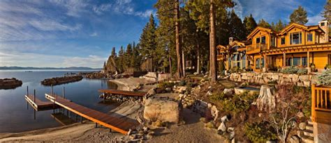 Least Expensive Property In The Us by The World S Most Expensive Billionaire Homes Lake Tahoe