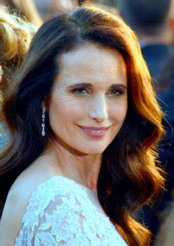 hairstyles for brunettes over 50 9 andie macdowell hairstyles classic curls best
