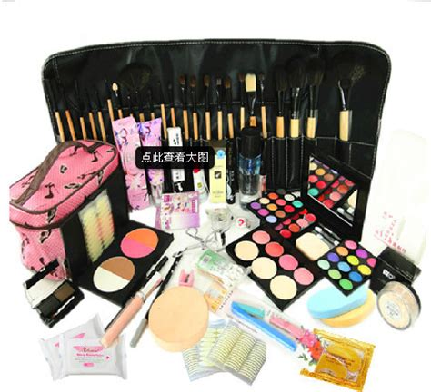 Make Up Wardah Fullset professional make up set combination 54 make up box makeup