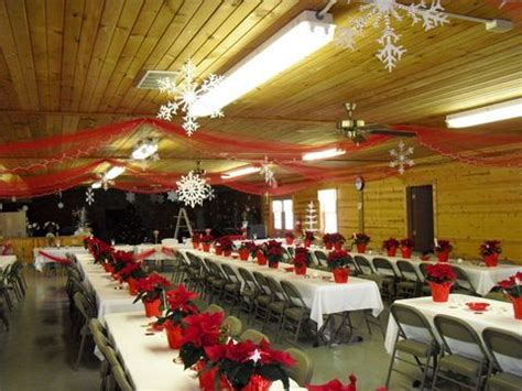 Decorating Ideas Church Banquet Decorate Church Dinner Table With Hyams