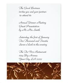fancy dinner invitation template www pixshark com