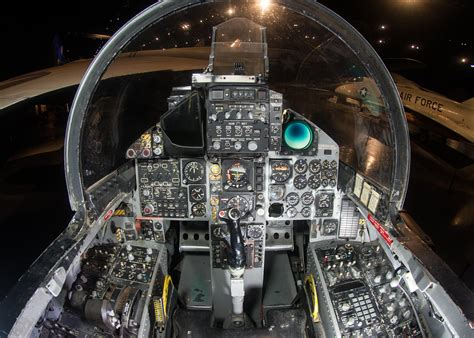 McDonnell Douglas F-15A Eagle > National Museum of the US ... F 15 Cockpit