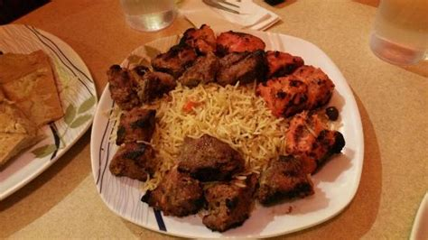 afghan kabob house shish kebab picture of afghan kabob house north brunswick tripadvisor