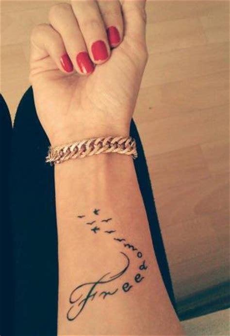 wzory tatuaży freedom pomysły i wzory tatuaży dla kobiet
