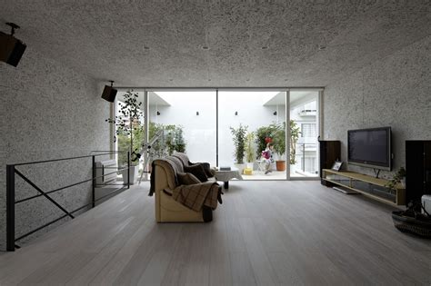 House Of Flooring by Modern Home Nda By No 555 Architectural Design Office