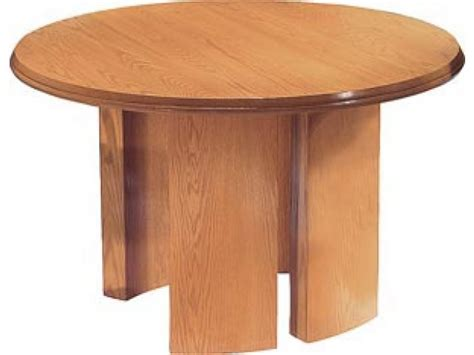 Solid Wood Conference Table Solid Wood Conference Table 48 Quot Dia Conference Tables