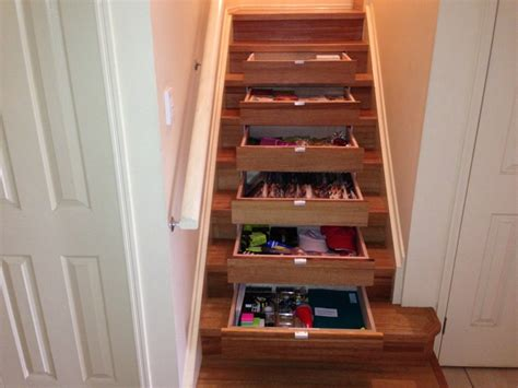 Stair Drawers Storage by 1000 Images About Understairs Storage On