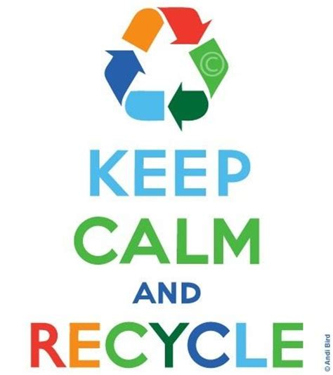 of recycle environment encouraging recycling through normative