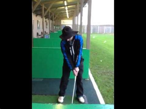 no release golf swing golf swing no hand release mov youtube