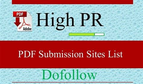 high pr pligg sites top pdf submission site list and seo services in indore