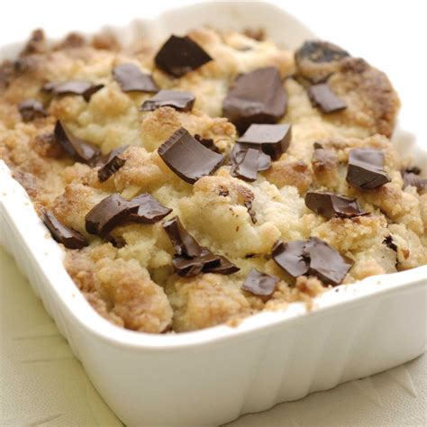 cuisine chocolat recette crumble poire chocolat et noisettes cuisine