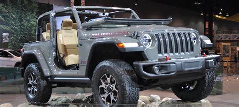 2019 Jeep Wrangler Auto Show by 2020 Jeep Gladiator Ram Multifunction Tailgate Auto
