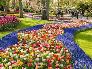 Most Beautiful Flower Garden Keukenhof The World S Most Stunning Flower Garden Holidayme
