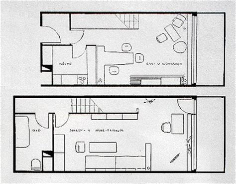 Le Corbusier Wohnmaschine by Corbusier Wohnmaschine