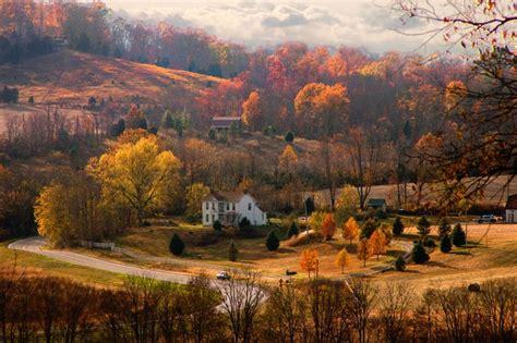 fall house autumn houses house