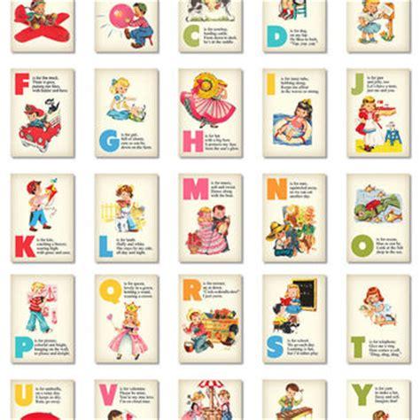Surf Home Decor by Shop Abc Alphabet Flash Cards On Wanelo