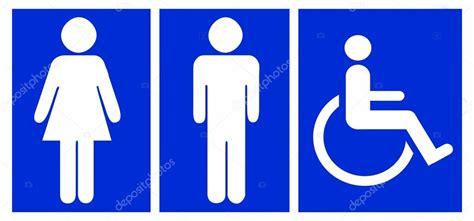 simbolo bagno uomini uomo donna e uno non valido simbolo bagno o toilette