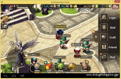 download mod game zenonia zenonia s rifts in time v2 0 0 mod apk android game