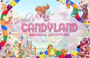 candyland invitations 139 candyland announcements invites